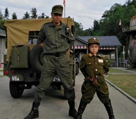 晴隆军事拓展基地