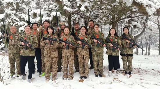东海军事拓展训练