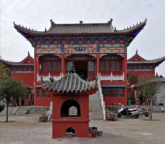 西临鲁爷庙