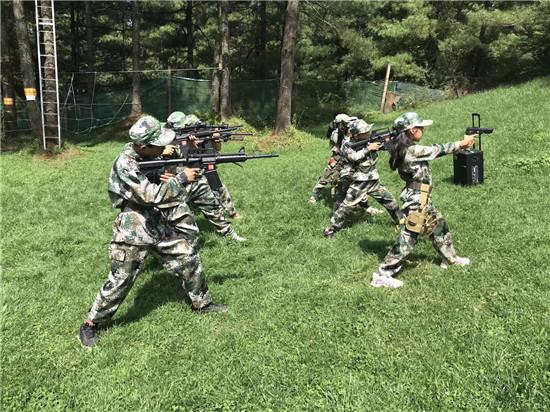 宁波军事拓展训练