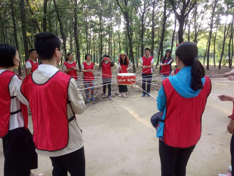 宁波企业团队拓展训练