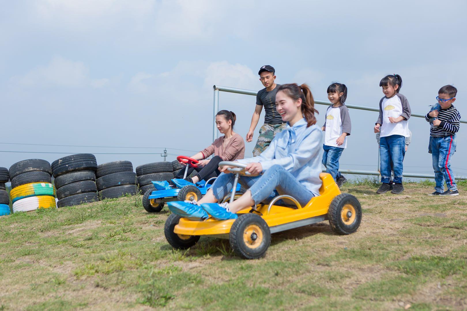 宁波滑草场