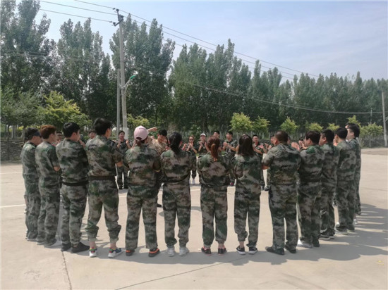 天津团队拓展训练