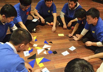 提升团队凝聚力拓展方案