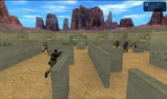 再续战火户外室内真人CS野战场地设计