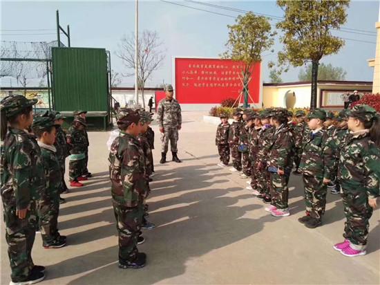 连云港军事训练营