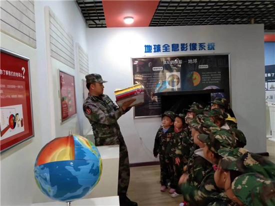 连云港军事训练营3