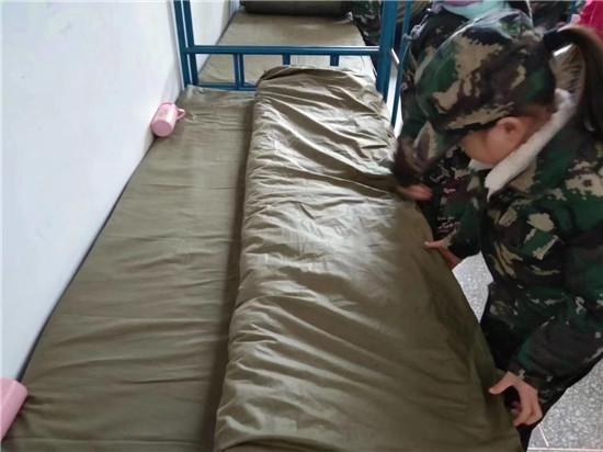 连云港军事训练营5