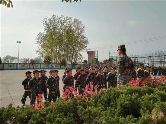 连云港军事训练营7
