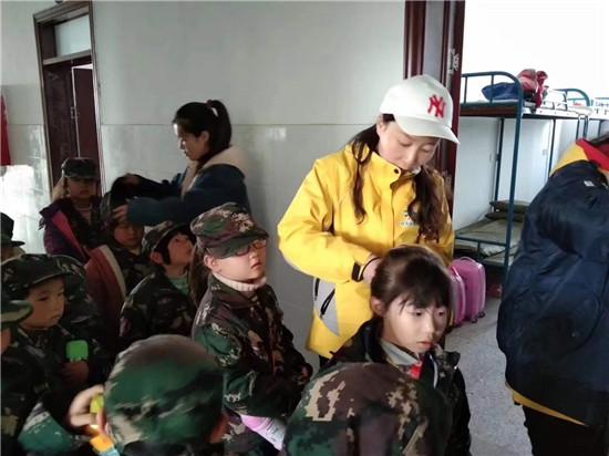 连云港军事训练营8