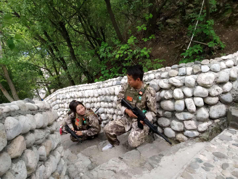 河池团队拓展训练