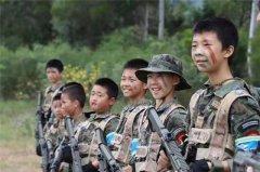 萍乡军事拓展训练