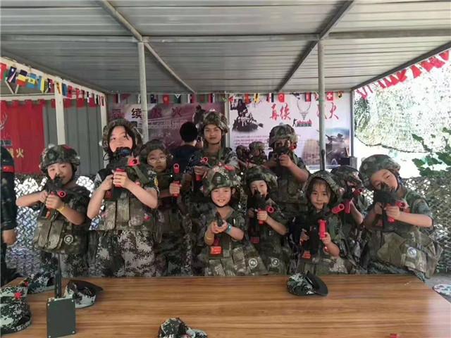 唐河军事拓展训练