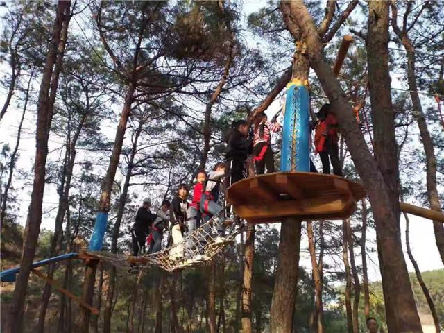 唐河丛林探险