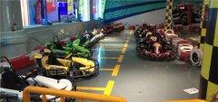 南京玩卡丁车的地方